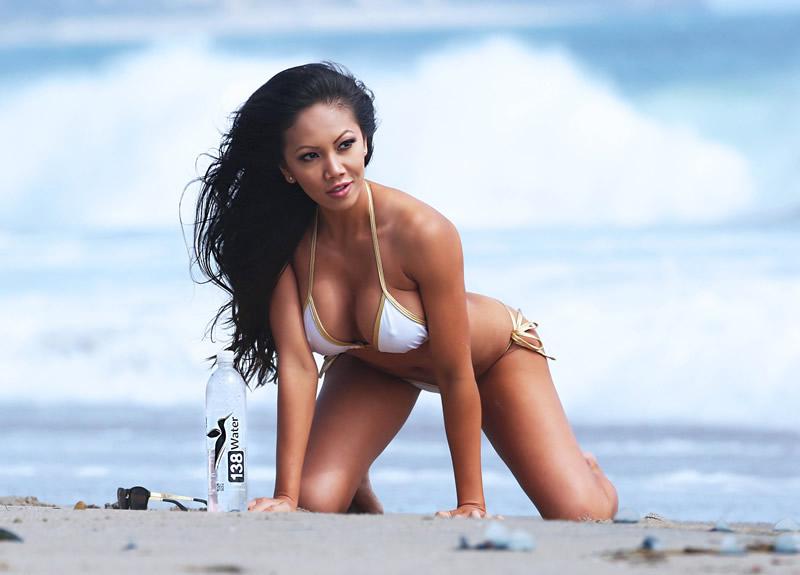 Caya Hefner in a Bikini (25 Photos)