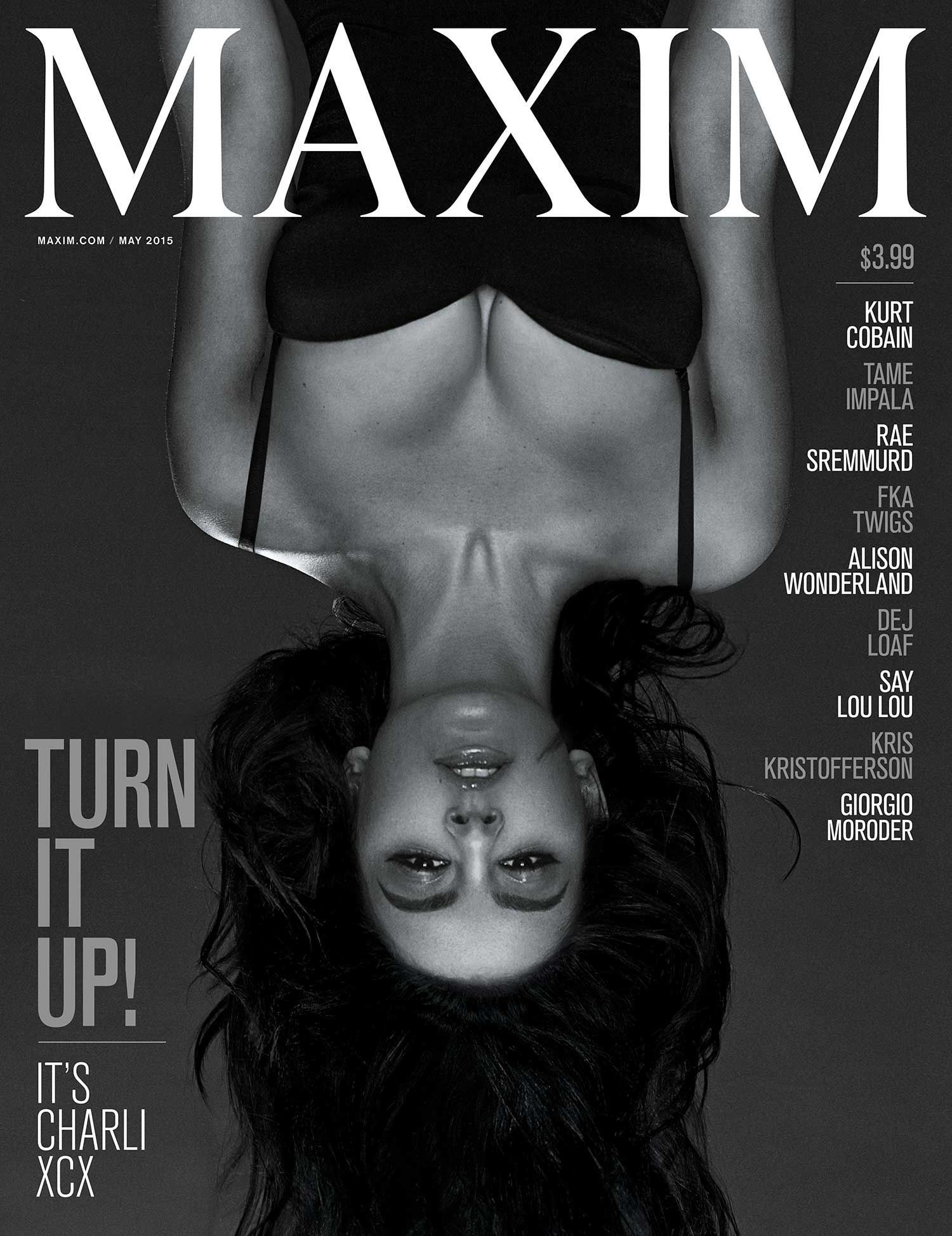Charli XCX Sexy (7 Photos)