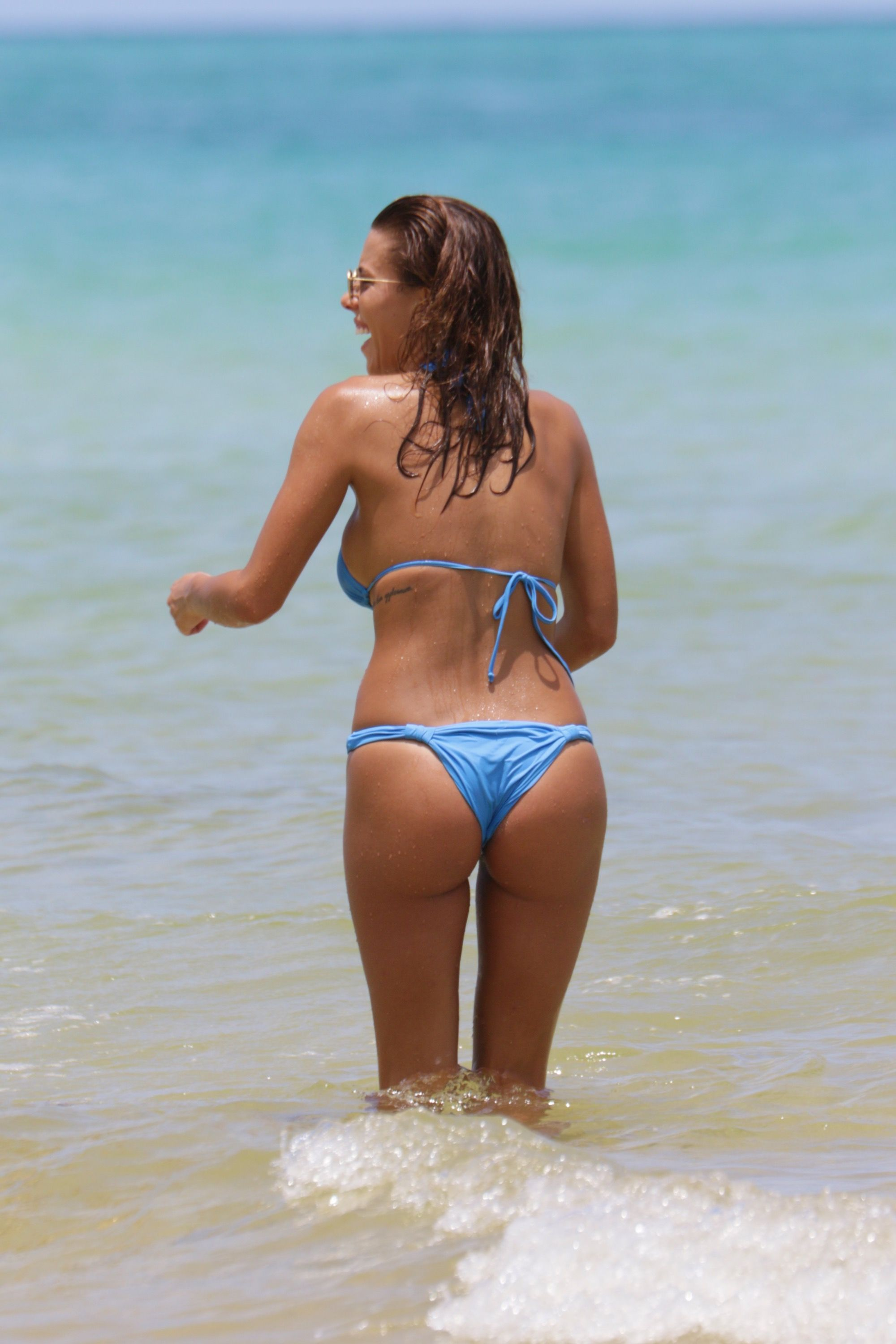 Devin Brugman in a Bikini (10 Photos)