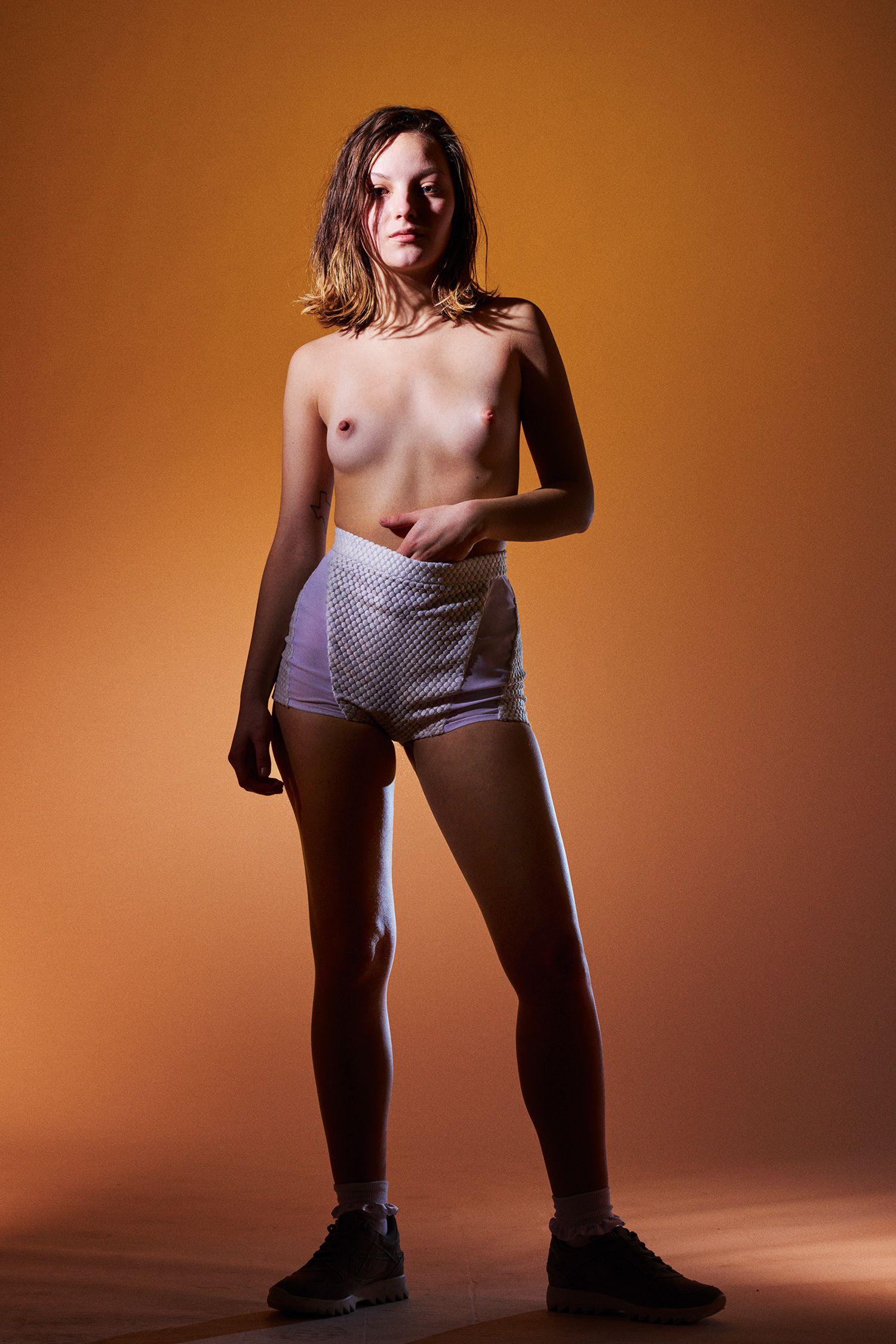 Masculin Féminin – Purple Magazine S/S 2015 (12 Photos)