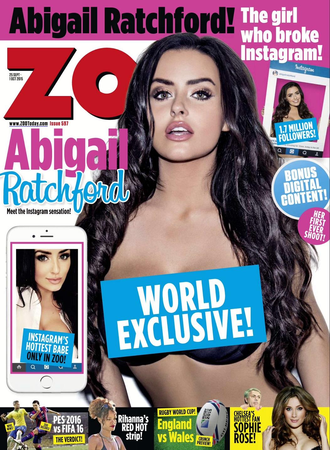 Abigail Ratchford Sexy (10 Photos)
