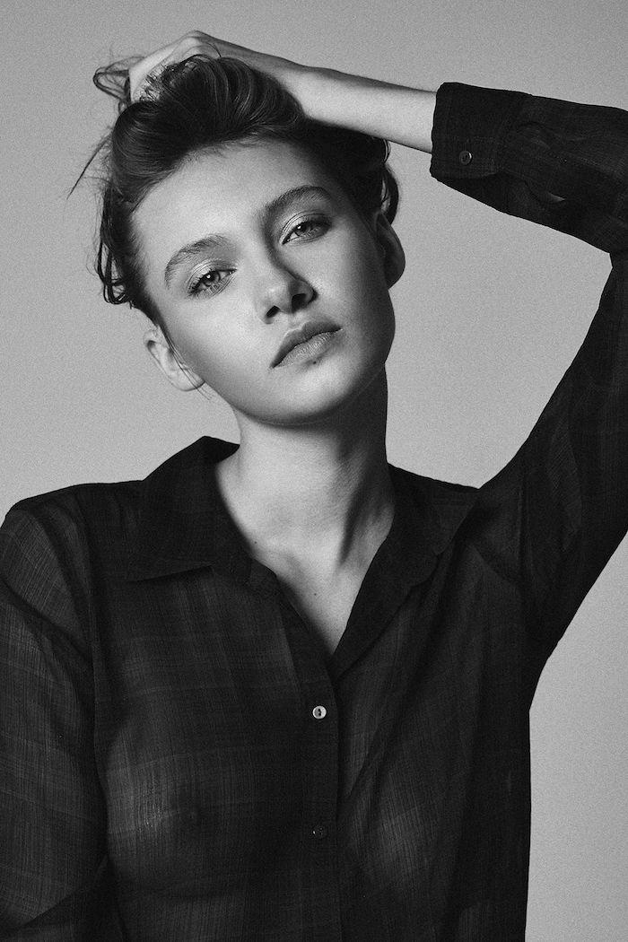 Anastasia Pochernikova Braless (2 Photos)