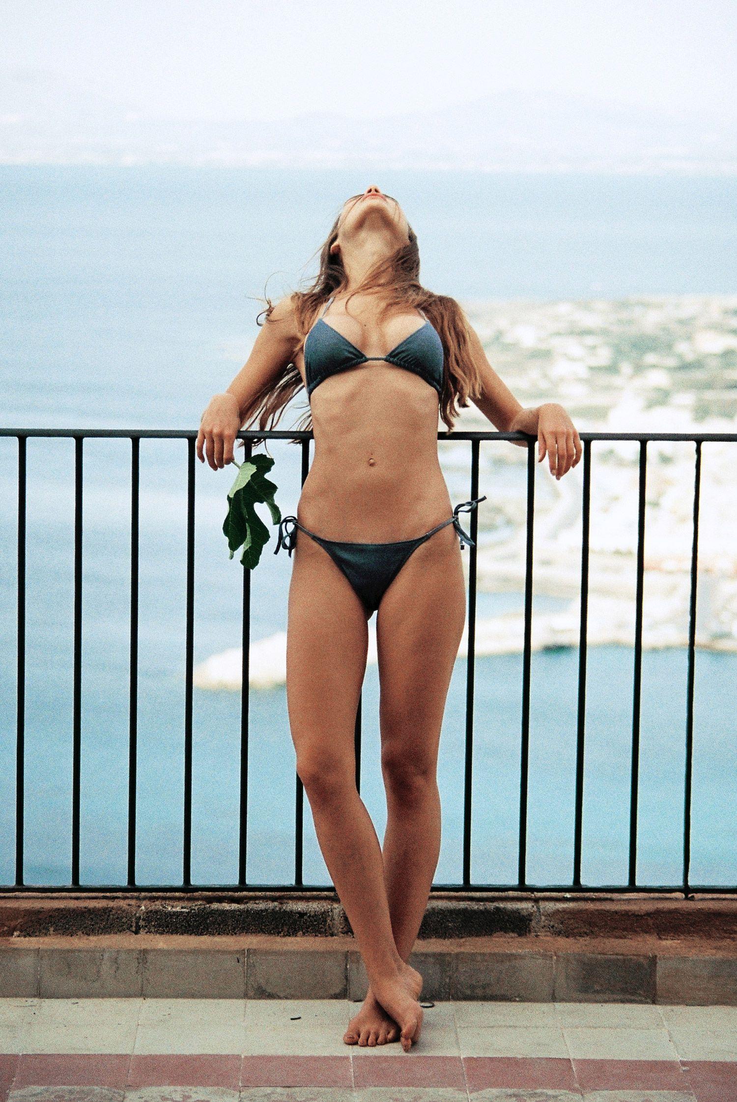 Valeriya Volkova in a Bikini & Topless (24 Photos)