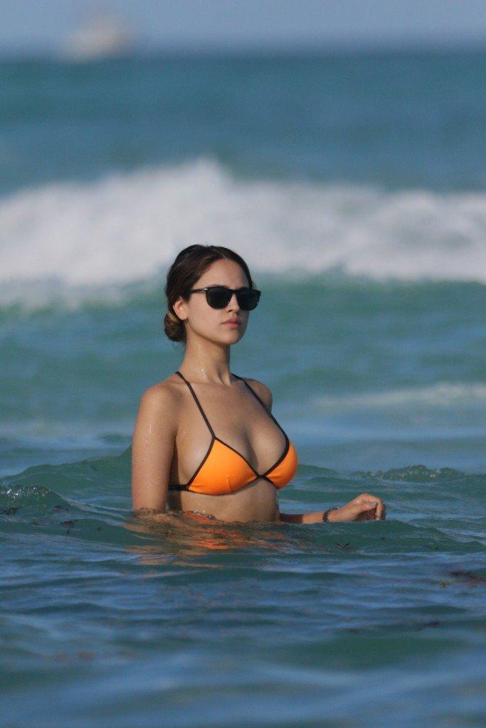 Eiza González in a Bikini (15 Photos)