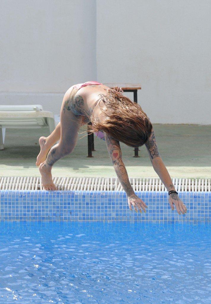Jemma Lucy in a Bikini (29 Photos)