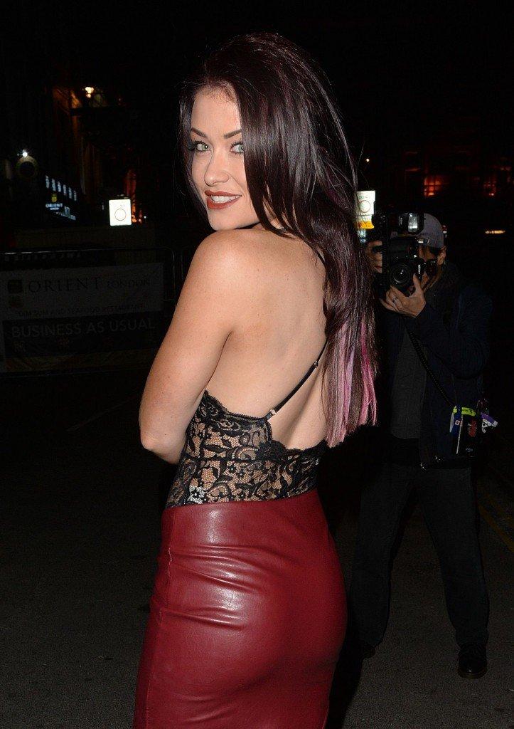 Jess Impiazzi Sexy (14 Photos)