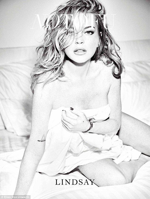 Lindsay Lohan Sexy (6 Photos)
