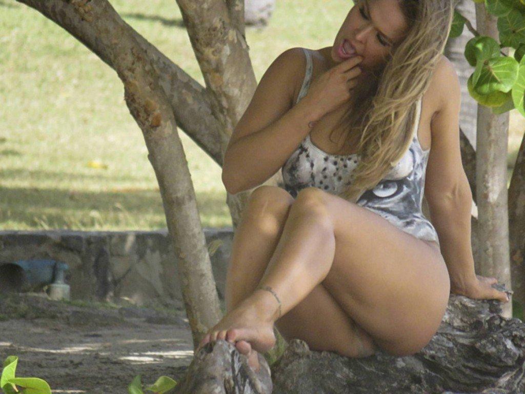 Ronda Rousey Pussy (1 Photo)