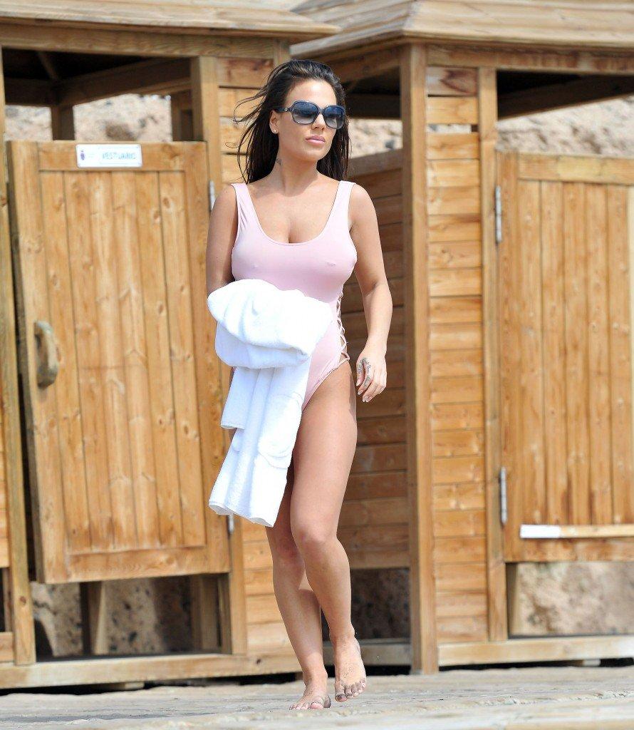 Chantelle Connelly Sexy (31 Photos)