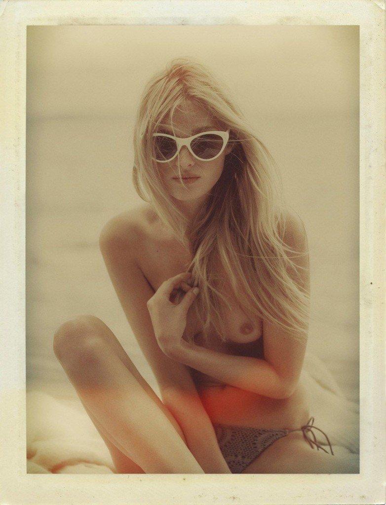 Elsa Hosk Topless (7 Photos)
