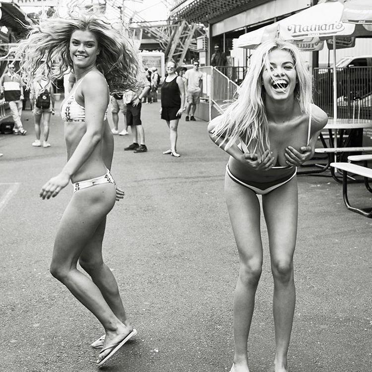 Nina Agdal Sexy (18 Photos)