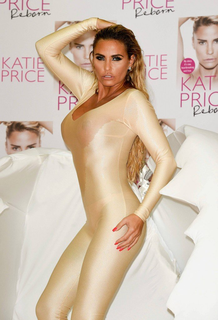 Katie Price Sexy (18 Photos + Video)