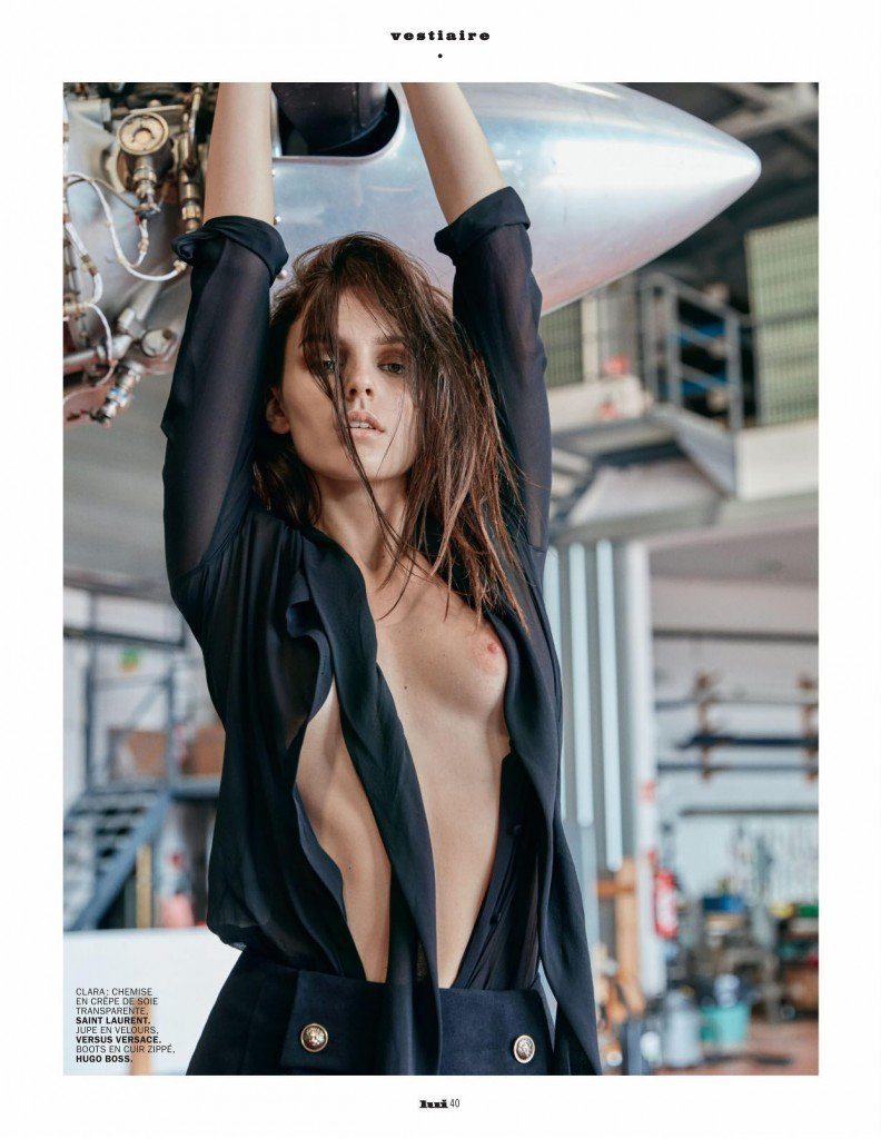 Clara Botte Nude & Sexy (11 Photos)