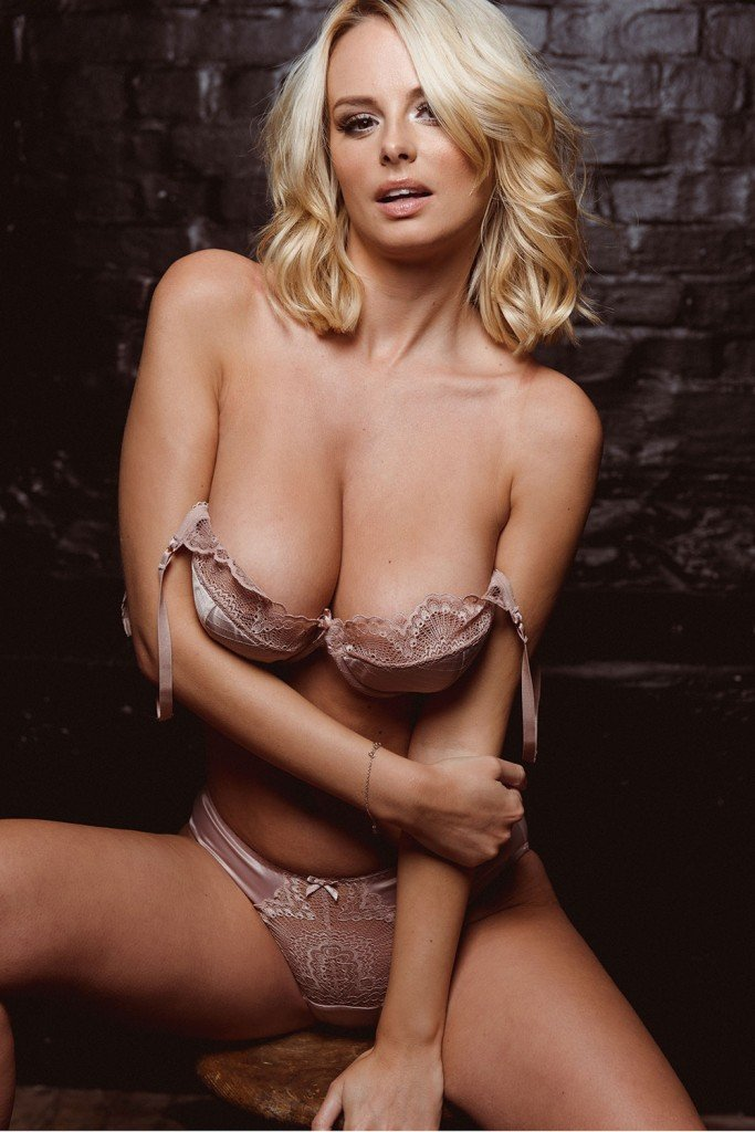 Rhian Sugden Sexy and Topless (5 New Photos)