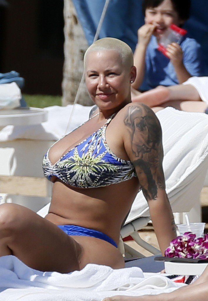 Amber Rose Sexy (16 Photos)