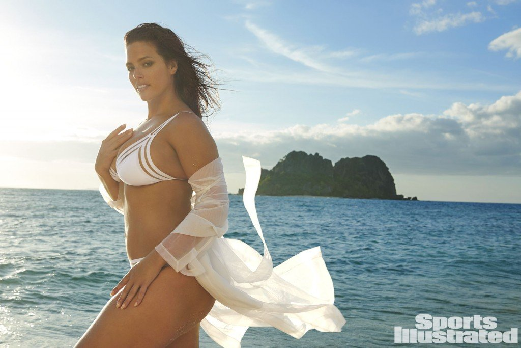 Ashley Graham Sexy – 2017 'Sports Illustrated' Swimsuit Issue