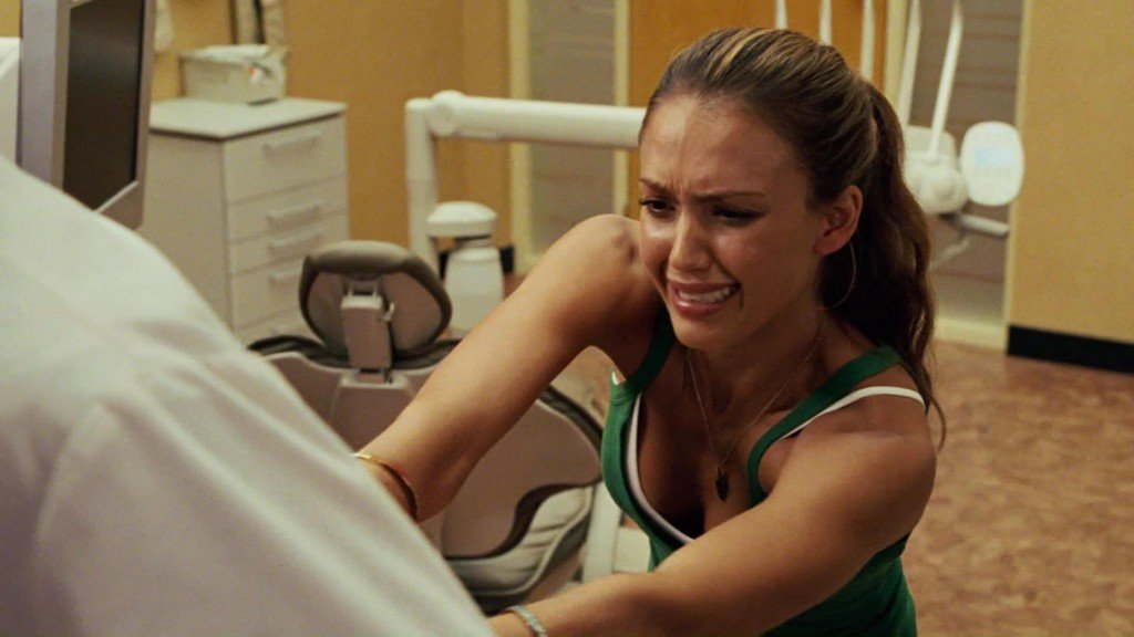 Jessica Alba Sexy – Good Luck Chuck (2007) HD 1080p