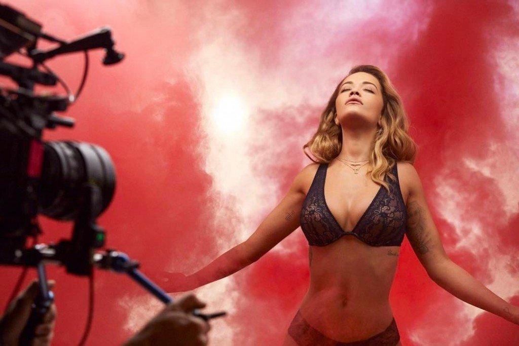 Rita Ora (2 Sexy Photos)