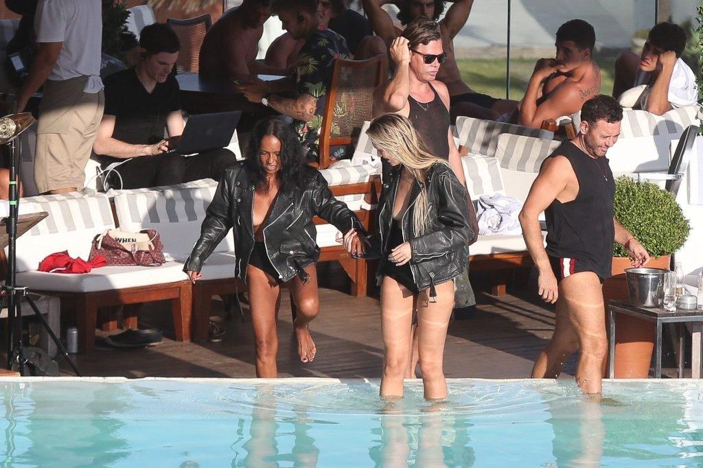 Candice Swanepoel Topless (55 Photos)