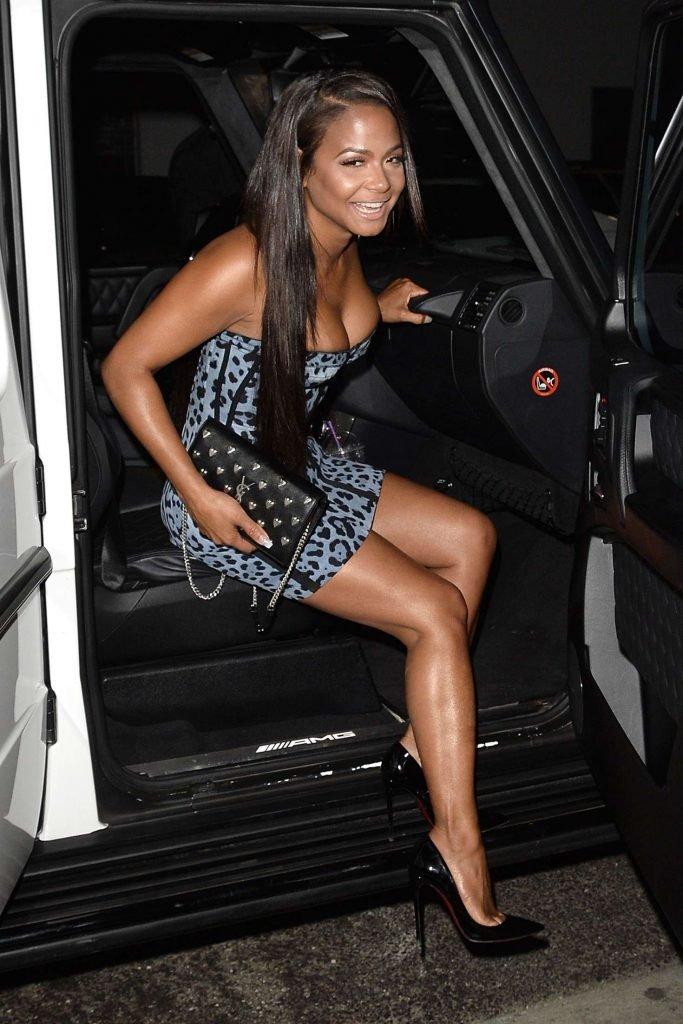 Christina Milian Sexy (16 Photos + Videos)