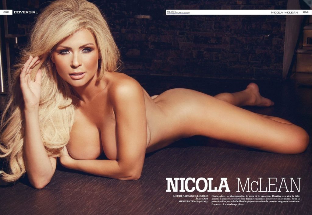 Nicola McLean Nude & Sexy (8 Photos)