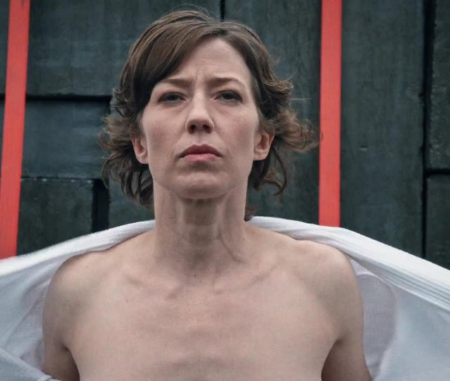 Carrie Coon Nude The Leftovers  Sep