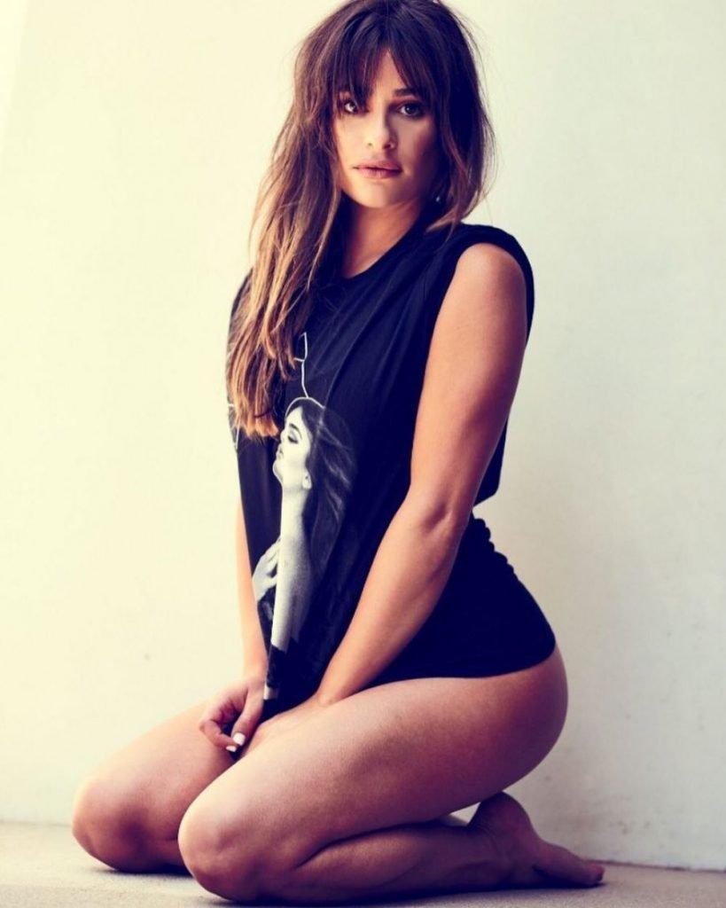 Lea Michele Sexy (8 Photos)