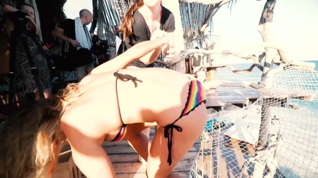 Nina Agdal Sexy (14 Pics + GIFs & Video)