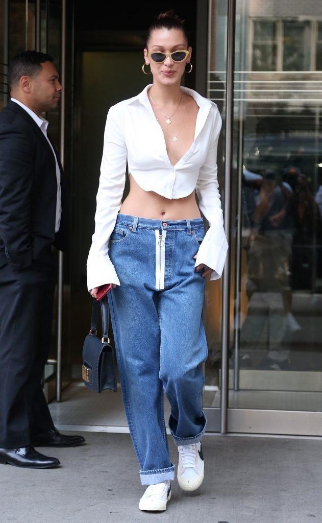 Bella Hadid Sexy (44 Photos)