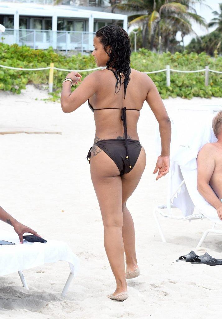 Christina Milian Sexy (156 Photos + Video)