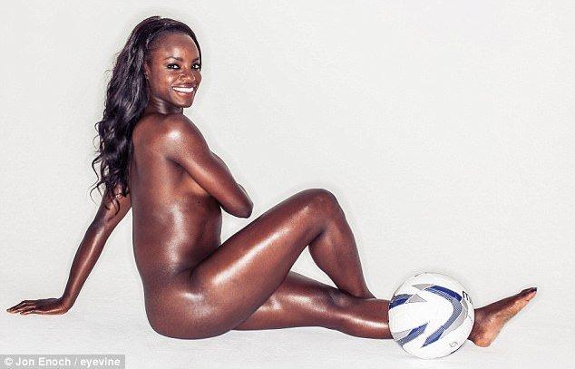 Eniola Aluko Nude (2 Photos)