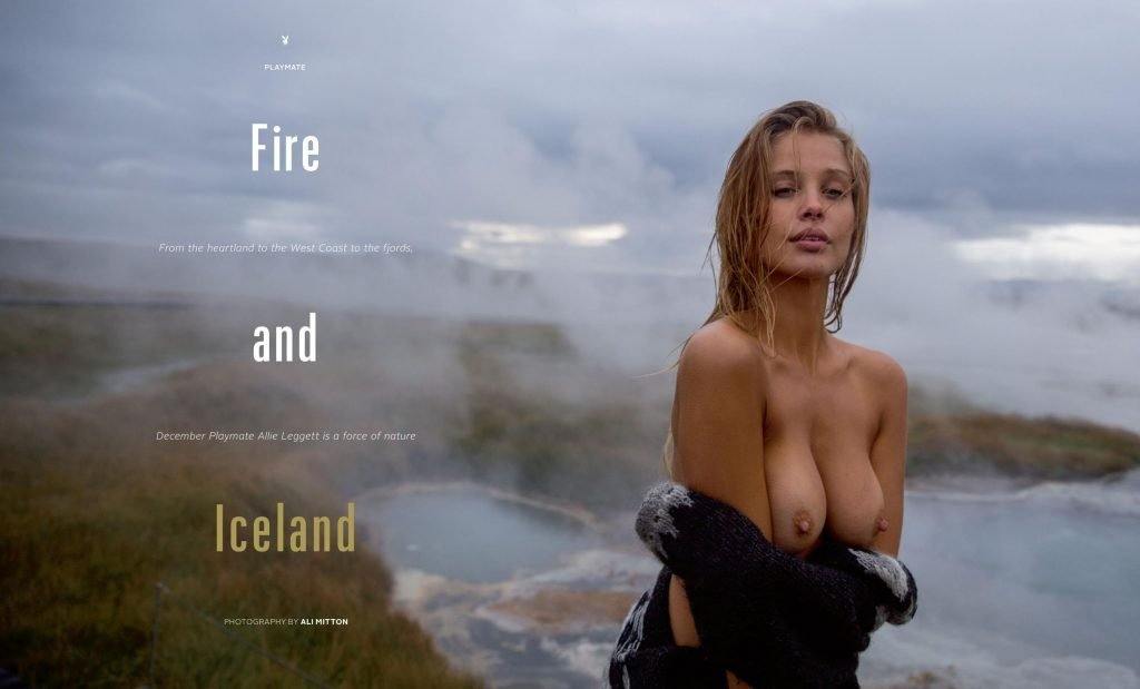 Allie Leggett Nude (10 Photos)