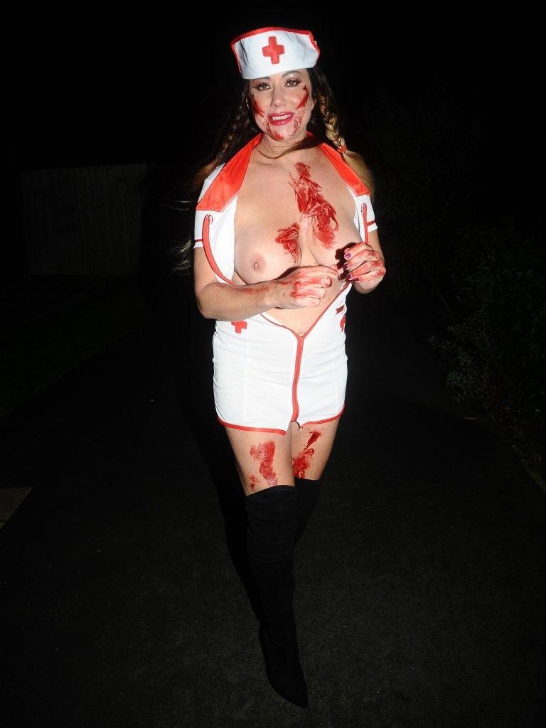 Lisa Appleton Sexy & Topless (22 Photos)