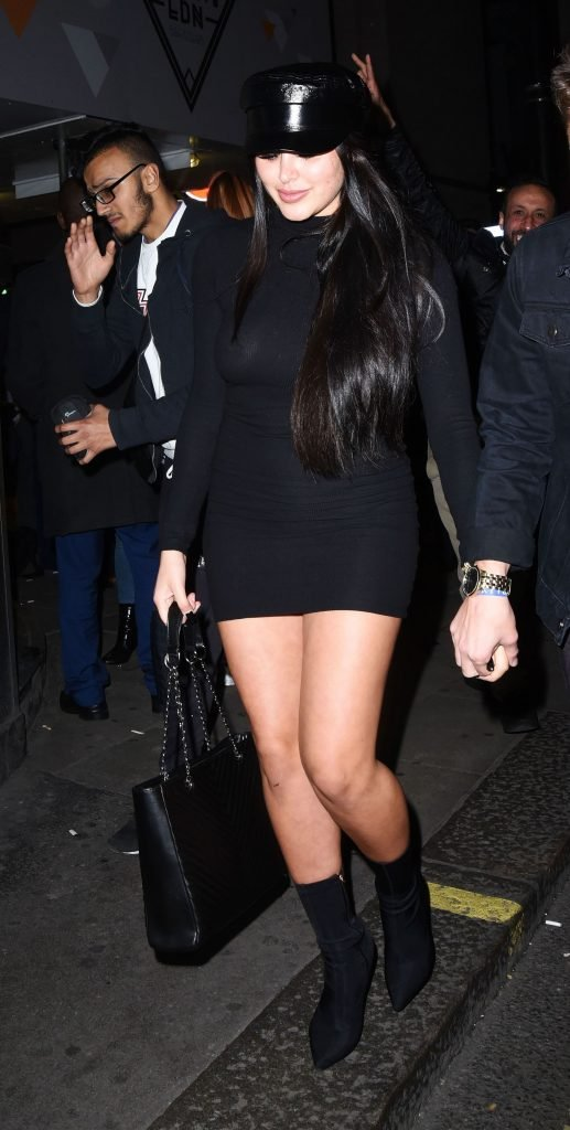 Marnie Simpson See Through (35 Photos)