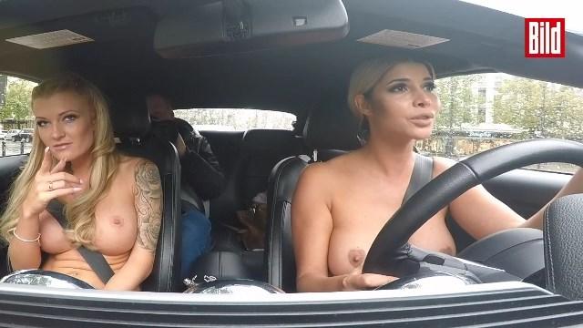 Micaela Schäfer Naked (12 Photos + Video)
