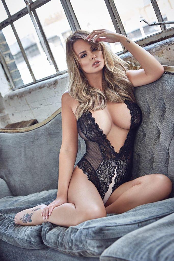 Rhian Sugden Sexy (3 Photos)