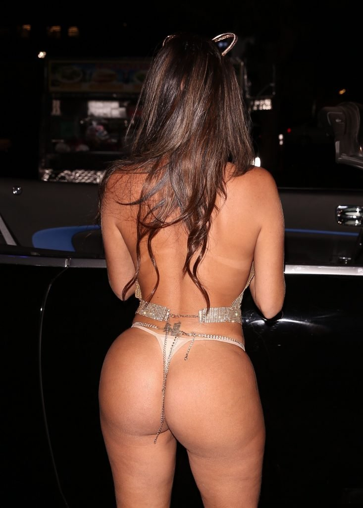 Liziane Gutierrez Sexy (24 Photos + Video)