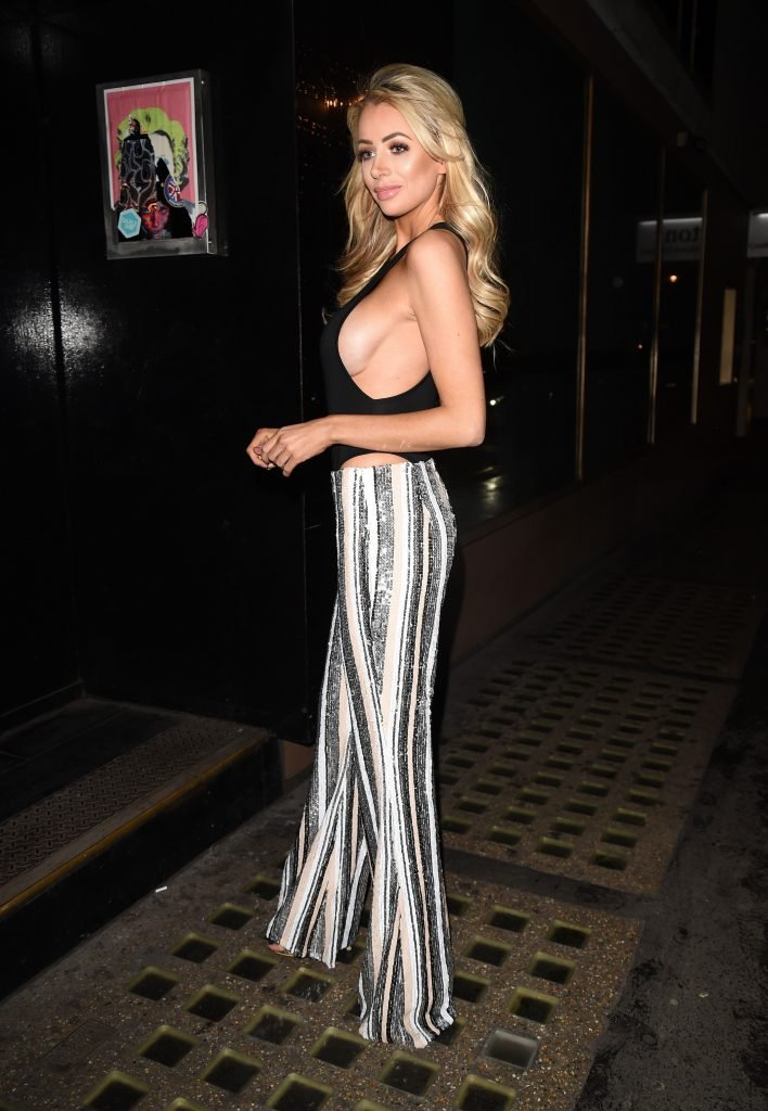 Olivia Attwood See Through (13 Photos)