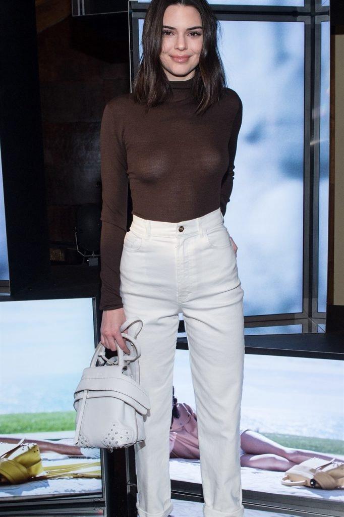 Kendall Jenner See Through (6 Photos)