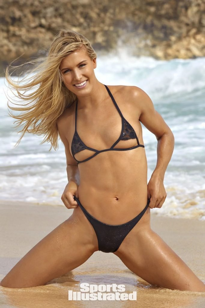 Genie Bouchard – 2018 Sports Illustrated Swimsuit Issue