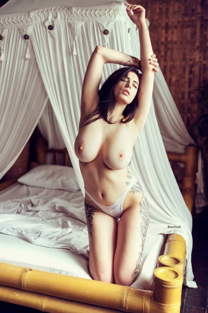 Evgenia Talanina Nude (16 Photos + Videos)