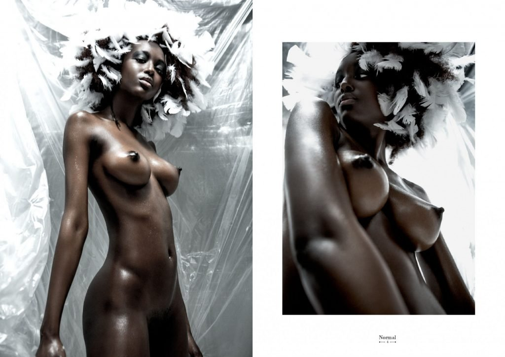 Mahreeyam Jah Nude (9 Photos)