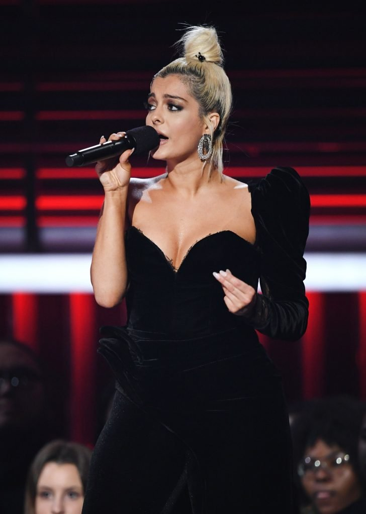 Bebe Rexha Sexy (16 Photos + GIF)