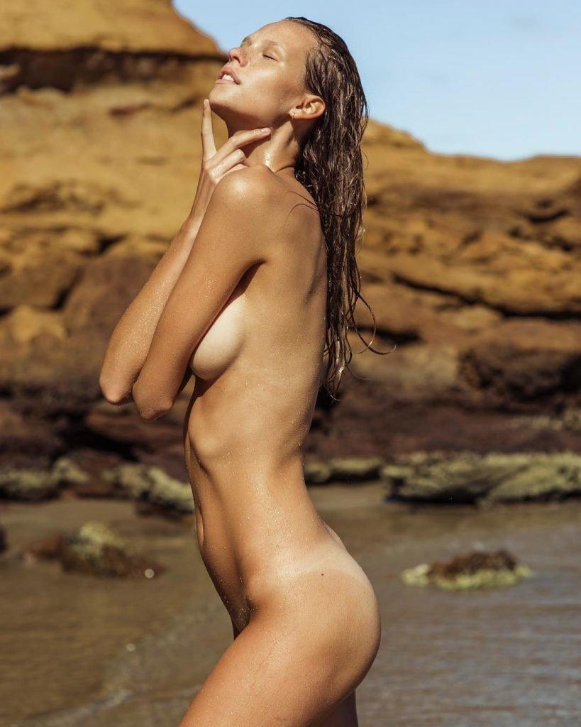 Mariina Keskitalo Naked (7 Photos)