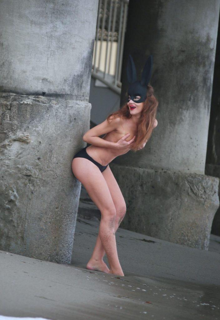Natalia Borowsky Sexy & Topless (49 Photos + GIFs)