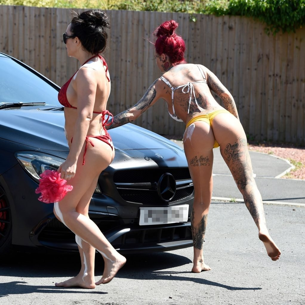 Jemma Lucy & Laura Alicia Summers Sexy (54 Photos)