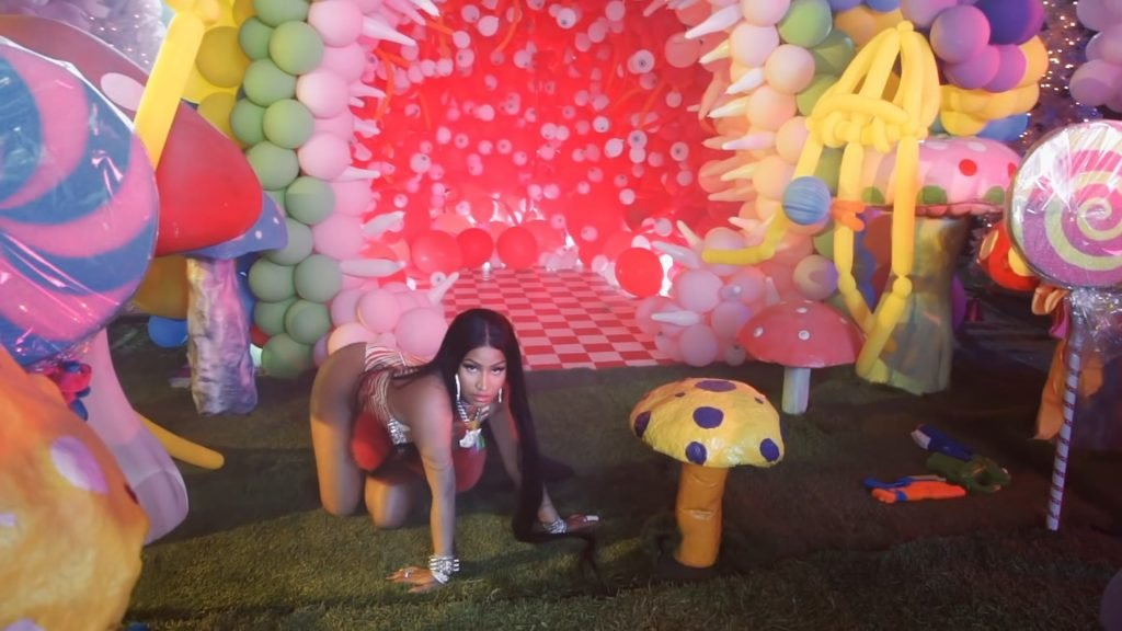 Nicki Minaj Sexy – FEFE (54 Pics + GIFs & Video)