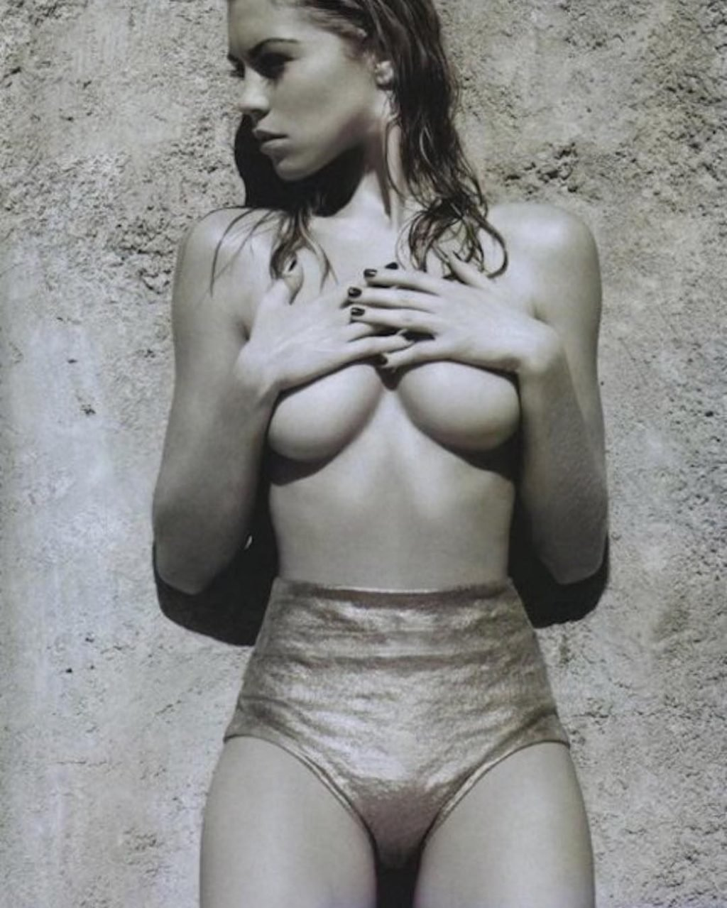 Abbey Clancy Nude & Sexy (60 Photos)