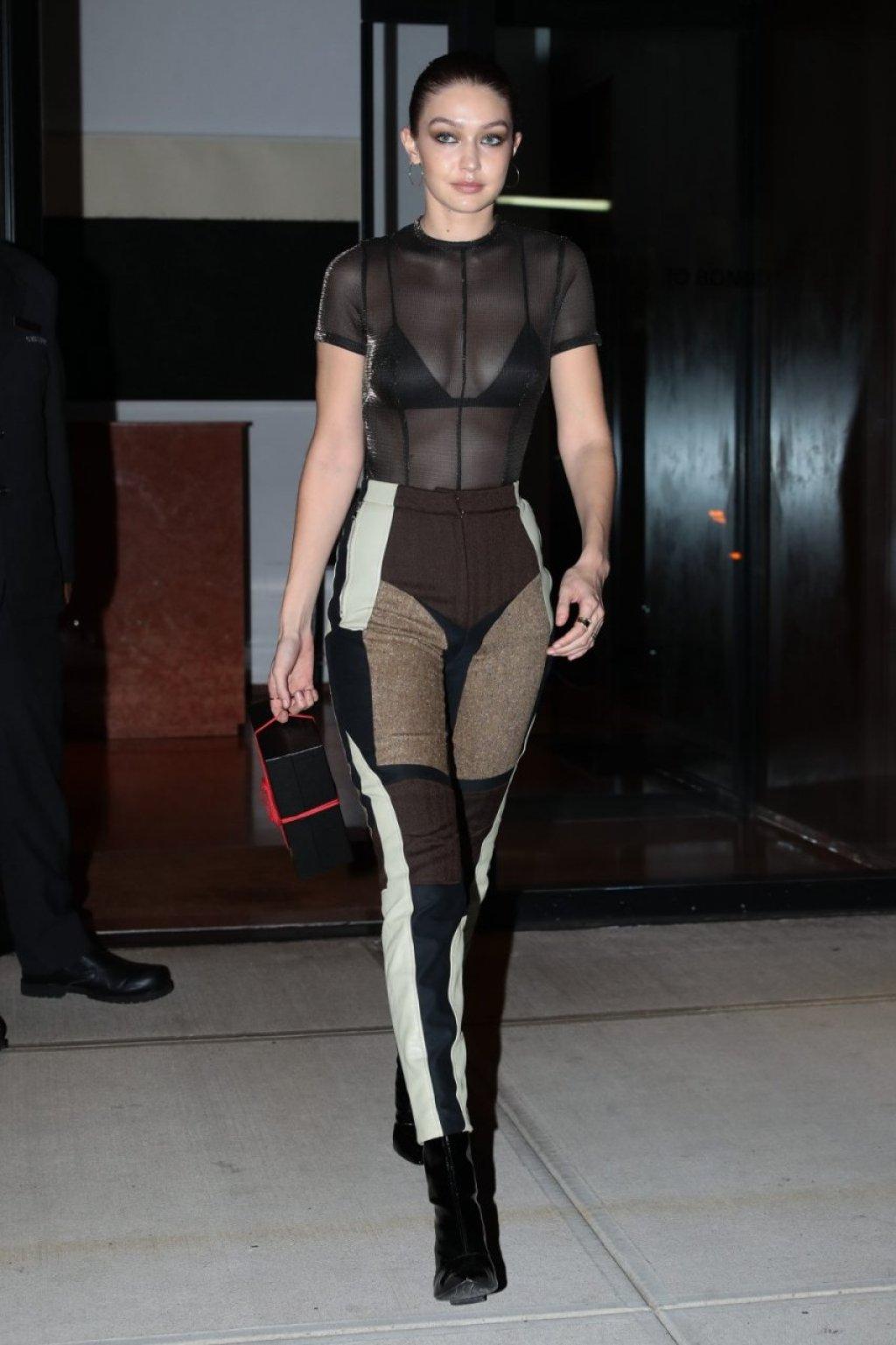 Gigi Hadid Sexy (13 Photos)