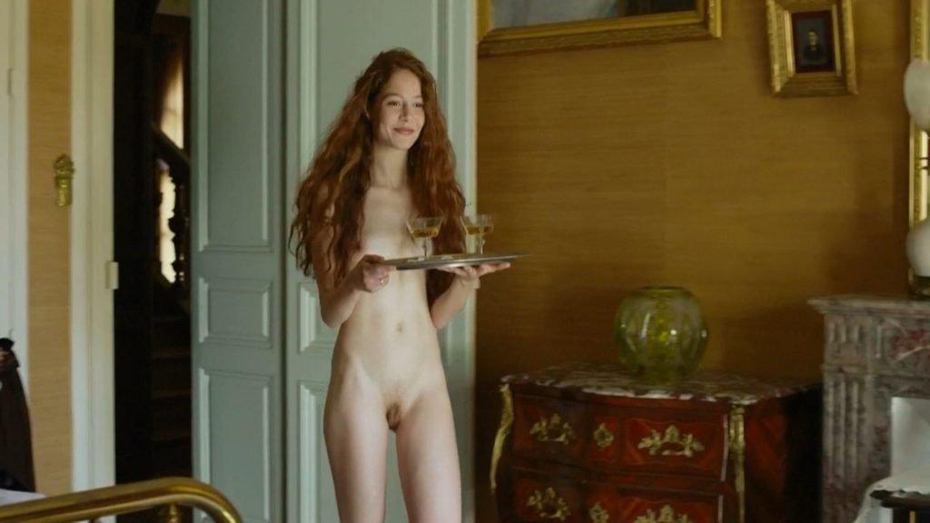 Jenna Thiam Nude – Anton Tchekhov 1890 (7 Pics + GIF & Video)